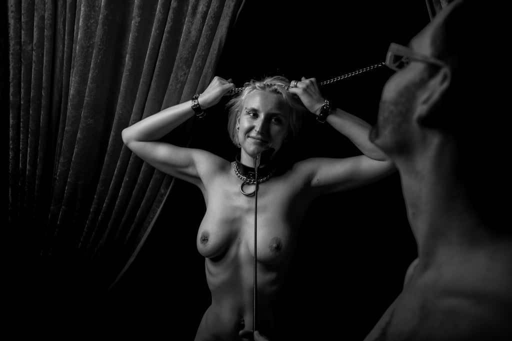 nøgenbillede bondage blød erotik