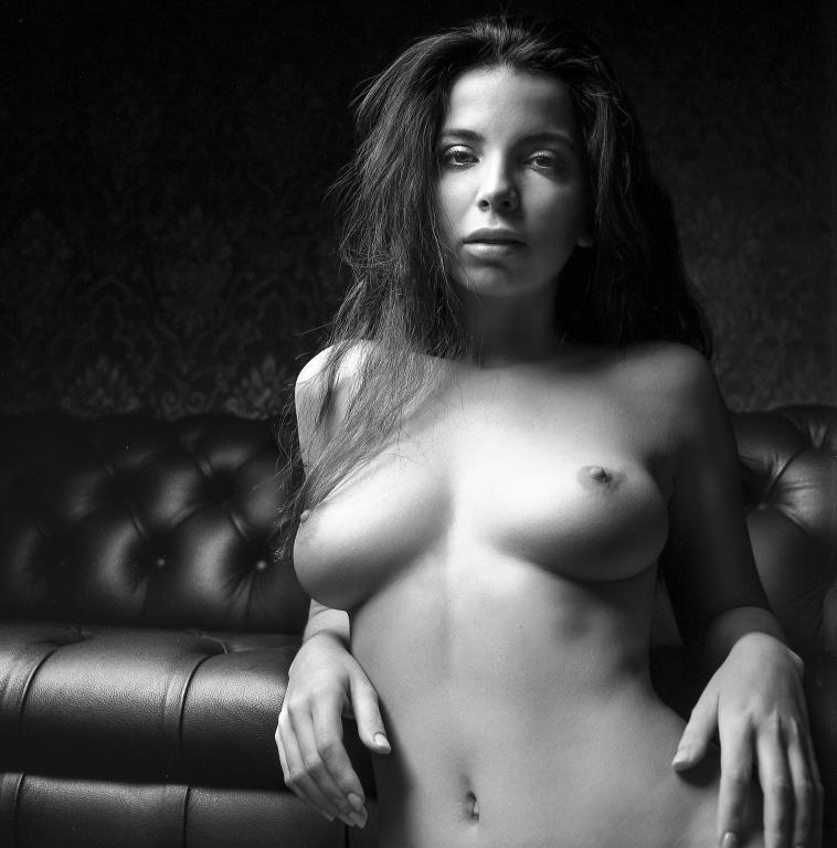Erotikbilder mit einer 80 Jahren alten Kamera